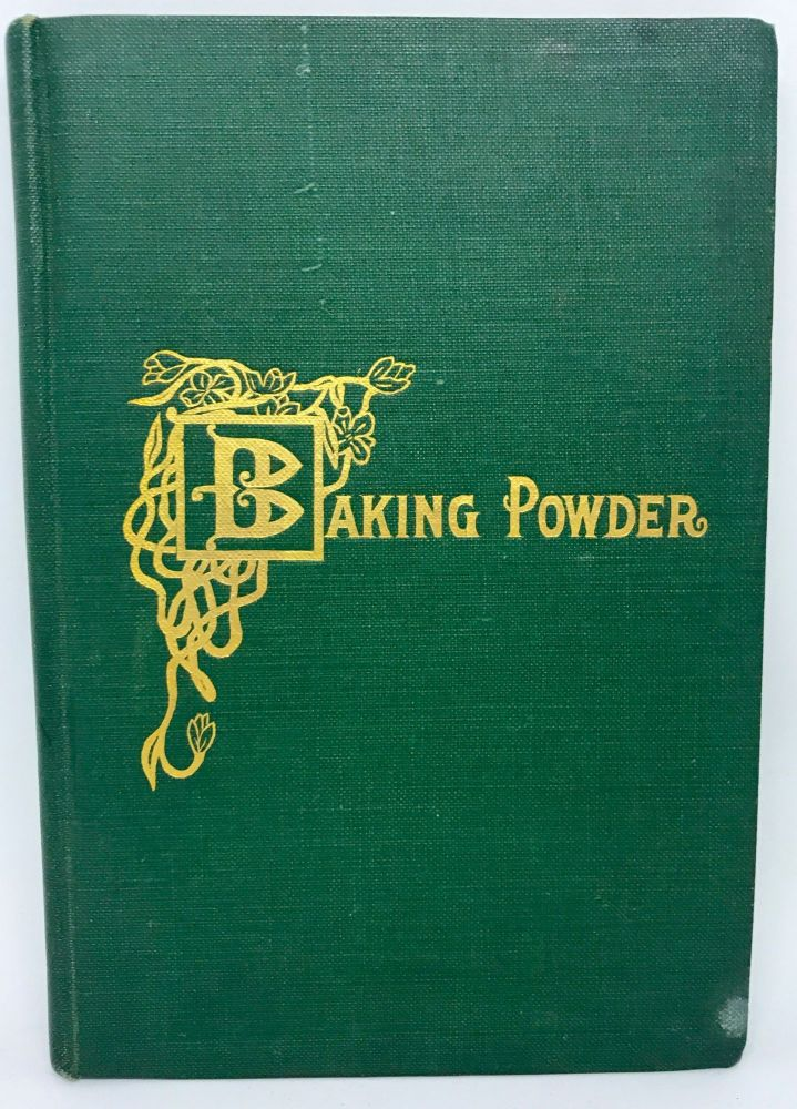 Baking Powder and Other Leavening Agents. F. N. Foot.