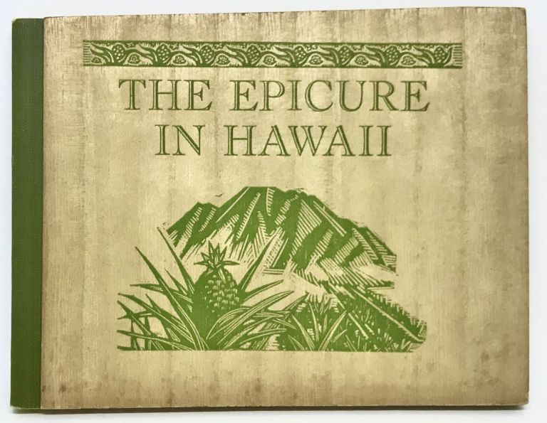 The Epicure In Hawaii