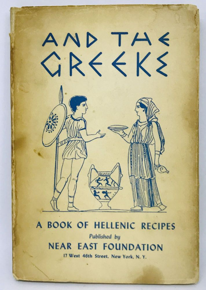 AND THE GREEKS. Allan Ross MacDougall.