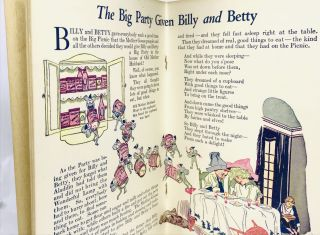 The Adventurous Billy and Betty; Dedicated to the Children of America by Van Camp's