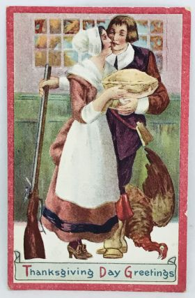 POSTCARD] Thanksgiving Day Greetings