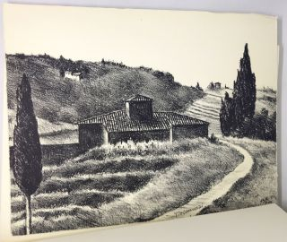 Chianti Country; twenty-seven plates presented by Carlo Betocchi - Historical Introduction by Giuseppe Conti