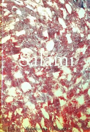 ART] [FOOD] [PHOTOGRAPHY] Salami; Text by Gerard Oberle. Hans Gissinger