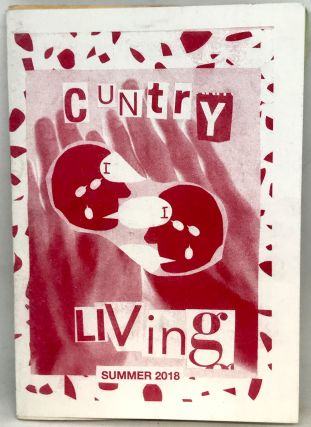 ZINE] [FEMINIST] Cuntry LIving; Summer 2018