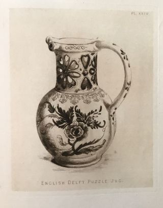 [POTTERY] The Art of the Old English Potter