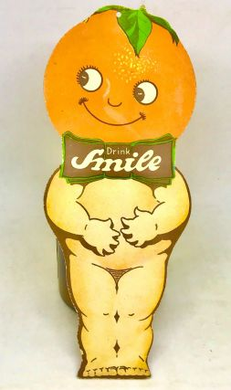 ADVERTISING] Drink Smile. Orange Smile Syrup Company