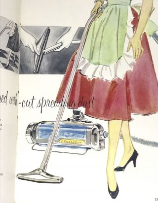 ELECTROLUX Users Manual; Instructions for the Care and Use of Your New Electrolux - the cleaner you never have to empty!