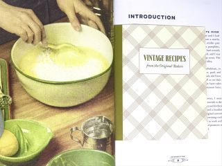 The Vintage Baker; More Than 50 Recipes from Butterscotch Pecan Curls to Sour Cream Jumbles