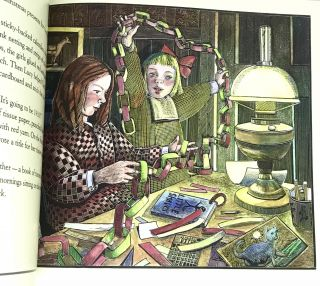 Lucy's Christmas; Illustrated by Michael McCurdy