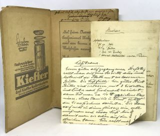 GERMAN] [COOKBOOK] [DOMESTIC SCIENCE] Die gute Hausmannskost & Manuscript; Ein Kockbuch unter...