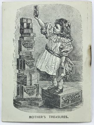 [SOAP] [ADVERTISING] Sunlight For The Little Ones; Old Mother Hubbard
