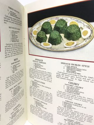 """The """"Wear-Ever"""" New Method of Cooking; and 100 tested Recipes from the Priscilla Proving Plant"""