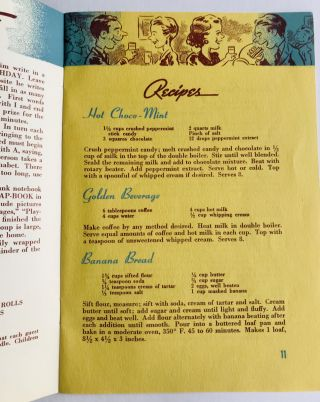 [RADIO] Fun Fare; A Booklet of Party Plans - Games, Menus, and Recipes - For Groups Large or Small, Young or Old - EVERYWHERE!