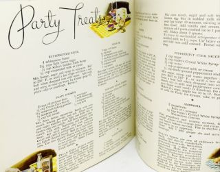 CHILDRENS' Party BOOK; Games .. Decorations Menus and Recipes