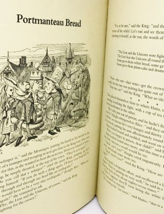 The Alice in Wonderland Cookbook; A Culinary Diversion