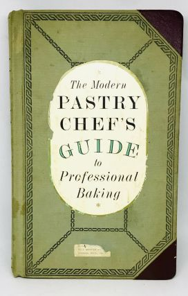 [ARCHIVE] International Pastry Chef's Career Journals; 16 Volumes