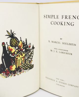 Simple French Cooking