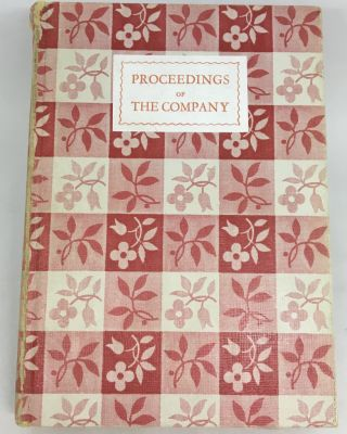 BEER] [BREWING] Proceedings of The Company of Amateur Brewers; Dulce est desipere in loco