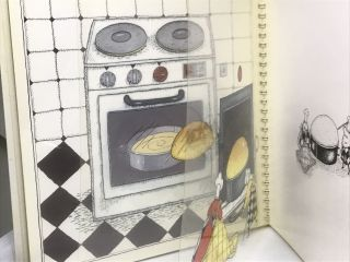The Bake-A-Cake Book; Beat the eggs, measure the flour - come and bake with the cake-bakers!