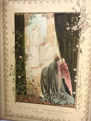 The Holy Child; Sixteen Coloured Illustrations